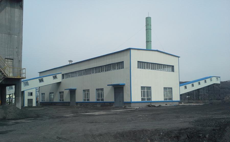鄂尔多斯市友恒煤炭有限公司煤泥干燥项目