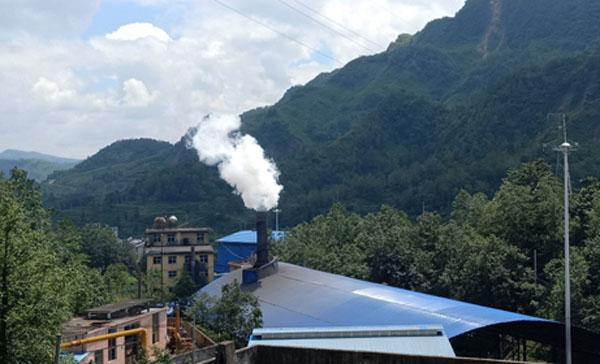 贵州六盘水邦达煤泥干燥项目